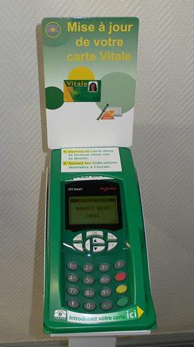 mettre sa carte vitale à jour Mettre à jour votre Carte Vitale | Dijon Santé   La Web TV santé