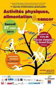 Activit s physiques alimentation et cancer la piscine - Piscine olympique du grand dijon ...