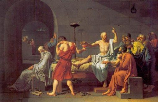 Socrate ciguë
