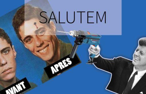 SALUTEM #8 La lobotomie – Chirurgie, barbarie et Kennedy