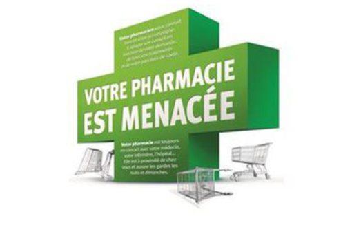 Soutenez vos pharmacies