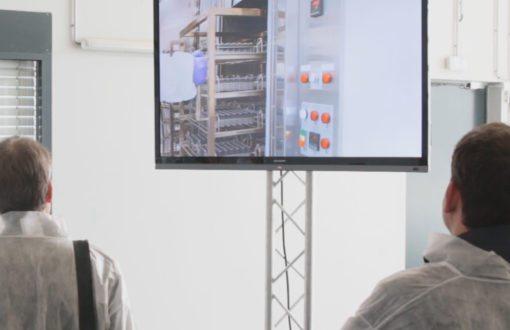 CrossJect, inventeur de Zénéo®, lance sa production à Dijon