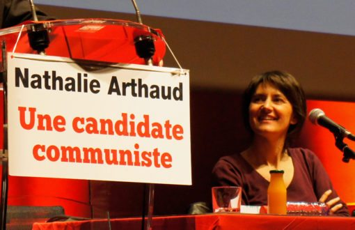 Nathalie Arthaud - Wikipédia