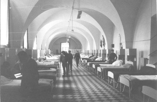 Évolution de l'hôpital: toute une histoire!